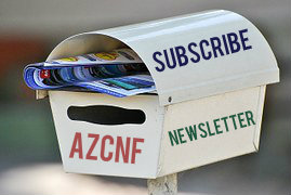 Subscribe to Arizona Carcinnoid Newsletter
